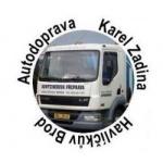 AUTODOPRAVA Karel Zadina – logo společnosti