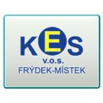 KES v.o.s. – logo společnosti