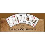 Western club Black & Brown z.s. – logo společnosti