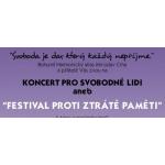 Festival proti ztrátě paměti – logo společnosti
