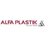 Alfa Plastik, a.s. – logo společnosti