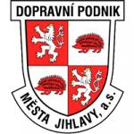 Dopravní podnik města Jihlavy, a.s. – logo společnosti