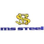 MS steel s.r.o. – logo společnosti
