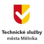 Technické služby města Mělníka, příspěvková organizace – logo společnosti