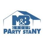 M & B Group, s.r.o. – logo společnosti