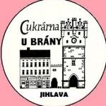 Caklová Miroslava- CUKRÁRNA U BRÁNY – logo společnosti
