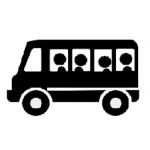 Autobusová doprava - Koubek Petr – logo společnosti