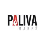 Paliva Mareš – logo společnosti