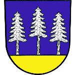 Obecní úřad Krásná – logo společnosti
