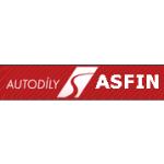Autodíly ASFIN - Praha 9, Újezd nad Lesy – logo společnosti