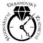 ZLATNICTVÍ & HODINÁŘSTVÍ URBANOVSKÝ – logo společnosti