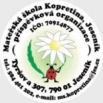 Mateřská škola Kopretina Jeseník, příspěvková organizace – logo společnosti
