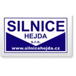 SILNICE HEJDA, s.r.o. – logo společnosti