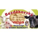BĚZDĚKOVSKÝ MLÝN - Prodej masa a obilovin – logo společnosti