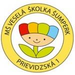 Mateřská škola Veselá školka Šumperk, Prievidzská 1, příspěvková organizace – logo společnosti