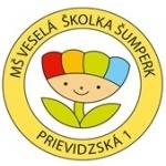 Mateřská škola Veselá školka Šumperk, Prievidzská 1, příspěvková organizace (pobočka Šumperk, Sluneční) – logo společnosti