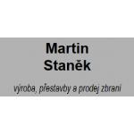 Martin Staněk - puškařství – logo společnosti