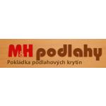 MH podlahy - pokládka podlahových krytin – logo společnosti