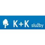 K + K služby s.r.o.- autoservis a myčka – logo společnosti