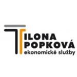 ILONA POPKOVÁ - ÚČTO s.r.o. – logo společnosti
