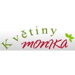 Květiny Monika – logo společnosti