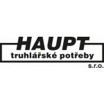 Haupt - truhlářské potřeby s.r.o. – logo společnosti