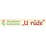 Květinářství U růže – logo společnosti