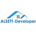 ALSETT-Developer s.r.o. – logo společnosti