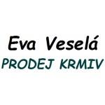 Veselá Eva - prodej krmiv – logo společnosti