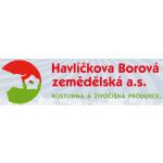 Havlíčkova Borová zemědělská, a.s. – logo společnosti