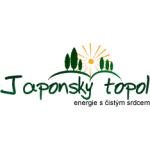 Japonský topol, s.r.o. – logo společnosti