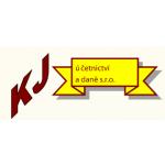 KJ účetnictví a daně s.r.o. – logo společnosti