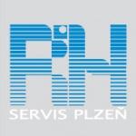 RH Servis Plzeň, s.r.o. – logo společnosti