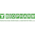 BIOPHARM-VÝZKUMNÝ ÚSTAV BIOFARMACIE A VETERINÁRNÍCH LÉČIV a.s. – logo společnosti