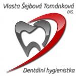 ŠEJBOVÁ TOMÁNKOVÁ VLASTA DiS.-DENTÁLNÍ HYGIENA CHRÁŠŤANY – logo společnosti