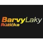 Růžičková Dagmar - BARVY, LAKY – logo společnosti