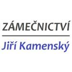 KAMENSKÝ JIŘÍ-ZÁMEČNICTVÍ-ROŽMITÁL POD TŘEMŠÍNEM – logo společnosti