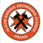 Hlavní báňská záchranná stanice Praha a.s. – logo společnosti
