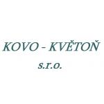 KOVO - KVĚTOŇ s.r.o. – logo společnosti