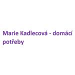 Marie Kadlecová - domácí potřeby – logo společnosti