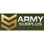 ARMY - SURPLUS – logo společnosti