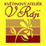 Sekyrková Vlasta - KVĚTINOVÝ ATELIÉR V RÁJI – logo společnosti