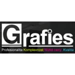 GRAFIES, a.s. (Žďár nad Sázavou) – logo společnosti