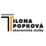 ÚČETNICTVÍ - POPKOVÁ ILONA – logo společnosti