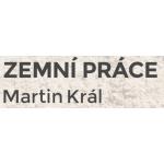 Král Martin - zemní práce – logo společnosti