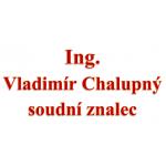Ing. Vladimír Chalupný - soudní znalec – logo společnosti