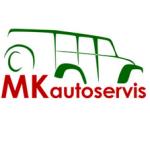 MK Autoservis Praha – logo společnosti