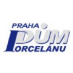 Dům porcelánu Praha s.r.o. - užitkový a dekorativní porcelán – logo společnosti