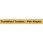 Klapka Petr - TRUHLÁŘSTVÍ TANDEM – logo společnosti