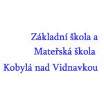 Základní škola a Mateřská škola Kobylá nad Vidnavkou, příspěvková organizace – logo společnosti